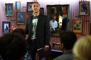 Stand Up Klub – A Stand Up Brigád humorista tehetségkutató estje @ Bethlen Café | Budapest | Budapest | Magyarország