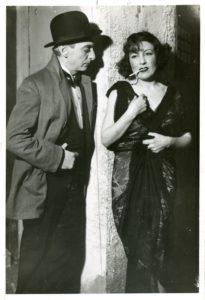 Főúr, fizetek! Gellért Lajos – Makay Margit 1935. Fotó: Wellesz Ella