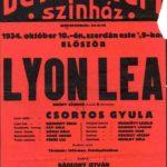 Lyon Lea plakát