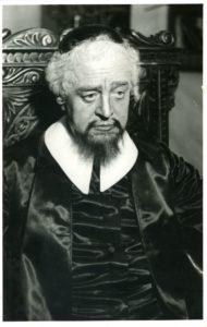 Lyon Lea, Csortos Gyula 1934. Fotó: Wellesz Ella