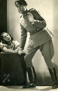 Timosa, Kolos Margit – Czobor Imre 1932. Fotó: Áldor Dezső