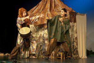 Maszmók Afrikában - A Picaro Társulat előadása @ Bethlen Téri Színház | Budapest | Budapest | Magyarország