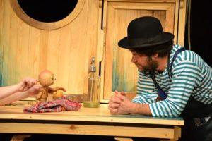 Pinokkió - A Ziránó Színház előadása @ Bethlen Téri Színház | Budapest | Budapest | Magyarország