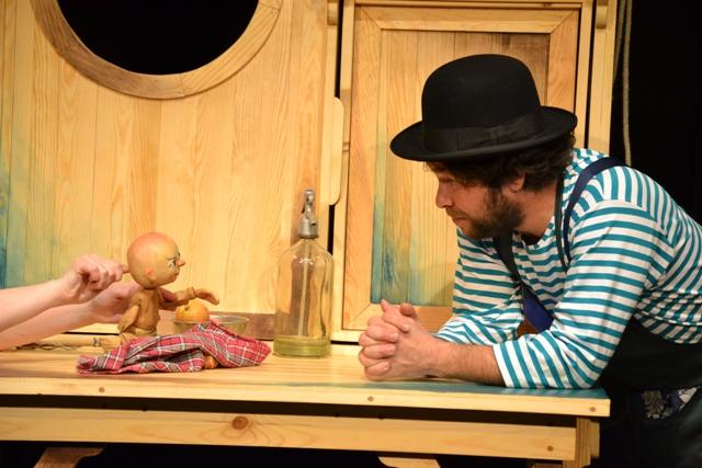 10.09. Pinokkió – A Ziránó Színház előadása