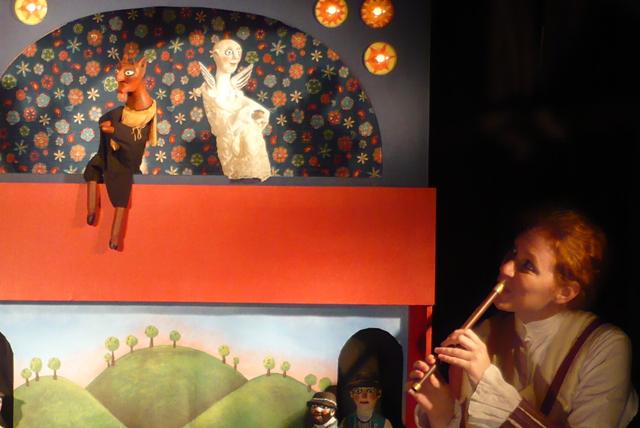 12.11. Karácsonyi csillag – A Ziránó Színház előadása