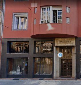 Népszínház utca 19. Forrás: Googlemaps