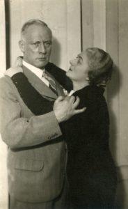 Valuta, Beregi Oszkár – Étsy Emilia 1933. Áldor fotószalon felvétele